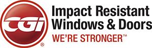 CGI impact resistant doors