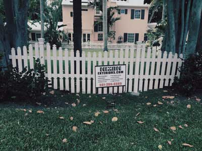 Fencing installation Palm Beach